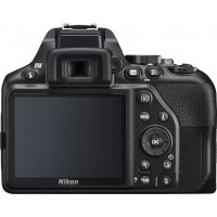 Nikon D3500 Kit 18-105mm AF-S DX VR Black (Με 100,00€ Cashback)