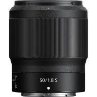 Nikon φακός Z 50mm f/1.8 S [JMA001DA] (Με 100,00€ Cashback)