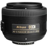 Nikon AF-S Nikkor 35mm f/1.8G [JAA132DA]