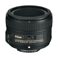 Nikon AF-S Nikkor 50mm f/1.8G [JAA015DA]