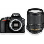 Nikon D3500 Kit 18-140mm F3.5-5.6 VR Black [VBA550K004]