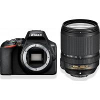Nikon D3500 Kit 18-140mm F3.5-5.6 VR Black [VBA550K004]