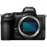 Nikon Z5 Body + FTZ Adapter Black [VOA040K002]