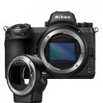Nikon Z6 II Body + FTZ Mount Adapter [VOA060K002]