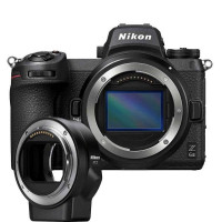 Nikon Z6 II Body + FTZ Mount Adapter [VOA060K002] (Περιλαμβάνεται Cashback 200 €)