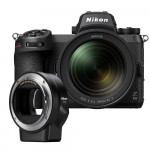 Nikon Z6 II Kit With 24-70mm F/4 S + FTZ Mount Adapter [VOA060K003]