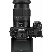 Nikon Z6 II Kit With 24-70mm F/4 S + FTZ Mount Adapter [VOA060K003]  (Περιλαμβάνεται Cashback 200 €)