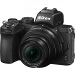 Nikon Z 50 Kit (16-50mm VR) Black [VOA050K001]