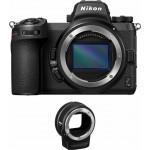 Nikon Z7 II Body + FTZ Mount Adapter [VOA070K002]