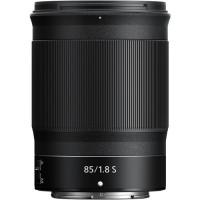 Nikon φακός Z 85mm f/1.8 S [JMA301DA] (Με 100,00€ Cashback)