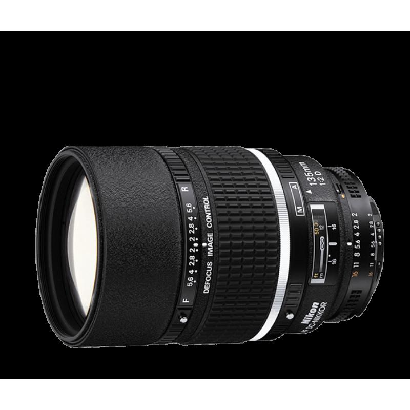 Nikon AF DC-Nikkor 135mm f/2D - Used