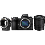 Nikon Z6 kit with 24-70mm f/4 S + FTZ Mount Adapter [VOA020K003]
