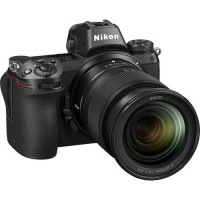 Nikon Z6 kit with 24-70mm f/4 S + FTZ Mount Adapter [VOA020K003] (Με 400,00€ Cashback)