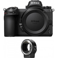 Nikon Z6 Body + FTZ Mount Adapter (Με 200,00€ Cashback)