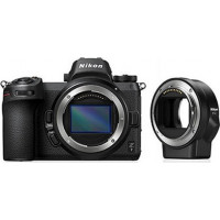 Nikon Z7 Body with FTZ Mount Adapter (Με 200,00€ Cashback)