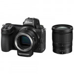 Nikon Z7 kit with 24-70mm f/4 S + FTZ Mount Adapter [VOA010K003]