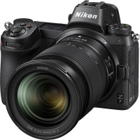 Nikon Z7 kit with 24-70mm f/4 S + FTZ Mount Adapter