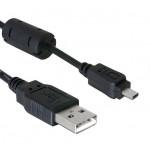 Caruba καλώδιο USB για Nikon UC-E6 [K-U6]