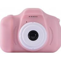 Mini Παιδική ψηφιακή Μηχανή - Pink [DC500]