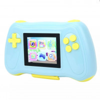P12 Kids Digital Camera With Filters Games  and Music - Blue