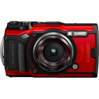 Olympus Tough TG-6 Digital Camera – Red