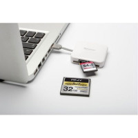 PNY Card Reader USB 2.0 ALL IN ONE [AXP 724]