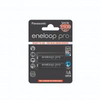 Panasonic Eneloop Pro BK-3HCDE-2BE – Επαναφορτιζόμενες Μπαταρίες ΑΑ (2 τμχ)
