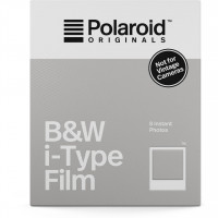 Polaroid B&W Film for i-Type [004669]