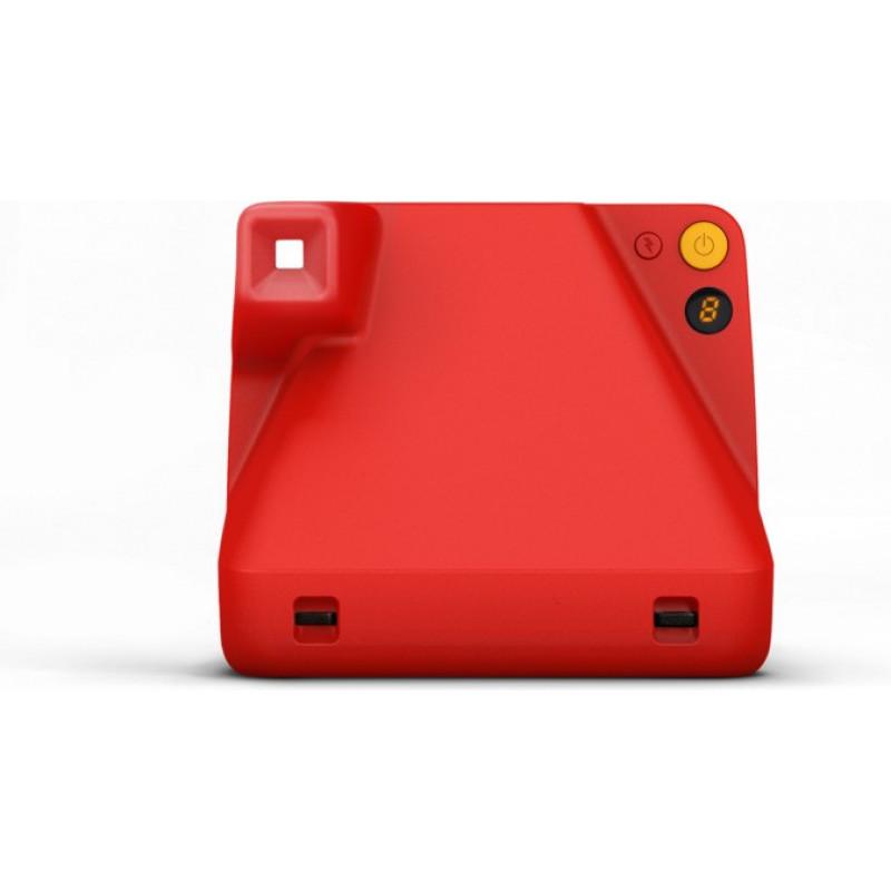 Polaroid Now Camera - Red
