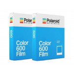 Polaroid Color 600 Film for Vintage Cameras - Double pack [004841]