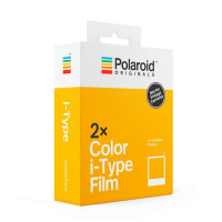 Polaroid Color Film for i-Type - Double Pack [004836]