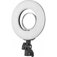 """Queenie 8"""" Ring Light with Flexible Arm [MS-20L]"""