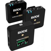 RODE Wireless GO II Ασύρματο Μικρόφωνο Πέτου (Σετ)