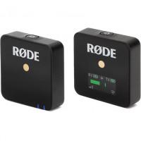 RODE Wireless GO Ασύρματο Μικρόφωνο Πέτου (Σετ)