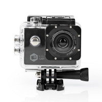 Nedis HD Action κάμερα - ACAM11BK