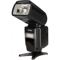 Rollei 28029 TTL Pro Flash Unit 58F for Nikon / Canon με Μπαταρία Λιθίου