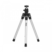 Rollei Tripod Compact Traveler Star S3 Plus - Silver [22613 ]