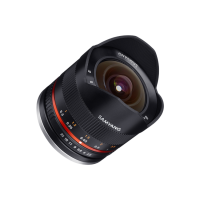 Samyang 8mm f/2.8 UMC Fisheye II for Fuji X -Black [F1220310101]