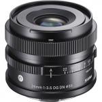 Sigma 24mm f/3.5 DG DN Contemporary Lens for Sony E [404965]