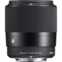 Sigma 30mm f/1.4 DC DN for Sony E-Mount [302965]