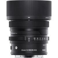 Sigma 35mm f/2 DG DN Contemporary Lens for Sony E [347965]