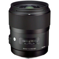 Sigma 35mm f/1.4 DG HSM Art series for Canon [340101]