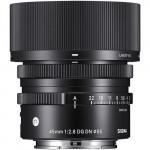 Sigma 45mm f/2.8 DG DN Contemporary Lens for Sony E [360965]