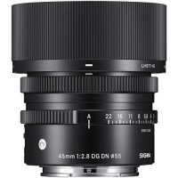 Sigma 45mm f/2.8 DG DN Contemporary Lens for Sony E [360965]