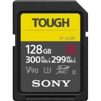 Sony SF-G128T Κάρτα μνήμης SDXC 128GB SF-G Tough Series U3 UHS-II