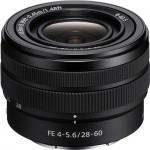 Sony Lens E-mount 28-60mm F/4-5.6 πλήρους καρέ [SEL2860] – Bulk