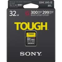 Sony SF-32TG Κάρτα μνήμης SDHC 32GB SF-G Tough Series U3 UHS-II