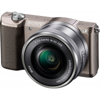 Sony α5100 ( ILCE-5100LT ) Bronze kit + Sel 16-50mm