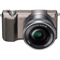 Sony α5100 ( ILCE-5100LT ) Bronze kit + Sel 16-50mm + Κάρτα SD 32GB