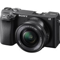 Sony a6400 kit + Sel 16-50mm - Black [ILCE-6400LB] - 3 Έτη Εγγύηση